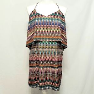 Everly by Anthropologie Tiered Dress Sz Small EUC